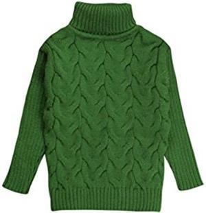 Kids turtleneck sweater -winter