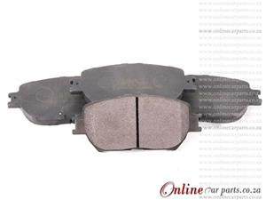 Toyota Camry 2.4 XLi Front Brake Pads