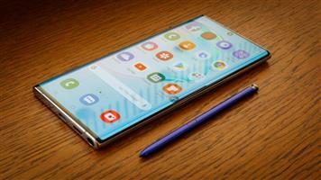 Samsung Galaxy Note 10 plus 256 GB - Aura Glow - Basically Brand New