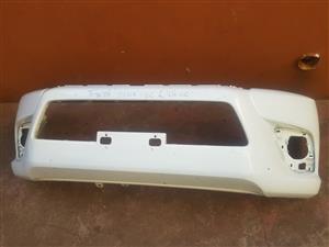 TOYOTA DG6 L/RIDER FRONT BUMPER FOR SALE