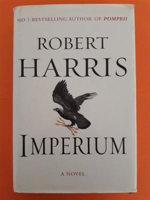 Imperium - Robert Harris - Cicero #1.