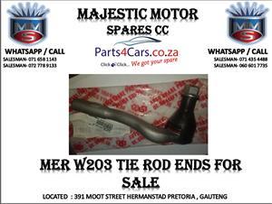 Mercedes benz w203 tie rods for sale