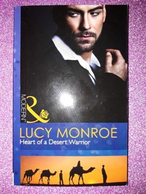 Lucy Monroe - Mills & Boon - REF: 2455. for sale  Johannesburg - East Rand