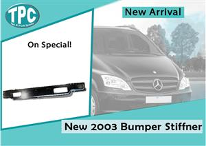 Mercedes Benz Vito New 2003 Bumper Stiffner for sale at TPC.