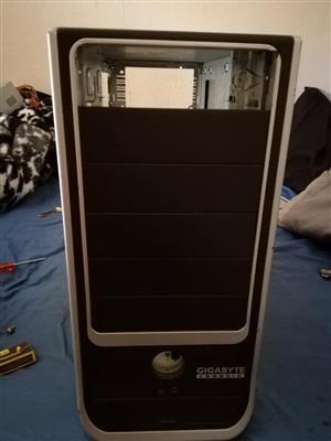 Gigabyte computer box