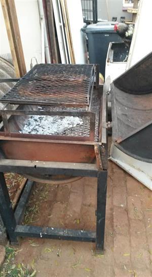Old braaier for sale