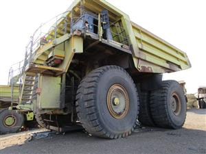 Hitachi Euclid EH 4500 Rigid Dump Truck - ON AUCTION