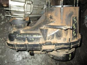 DODGE NITRO 2.8 2009 USED REPLACEMENT TRANSFER CASE