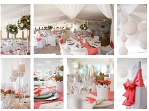 Events Set-up: Weddings, functions and Events Decor.