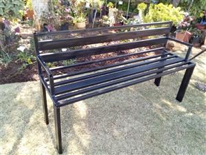 1.5m Steel Bench