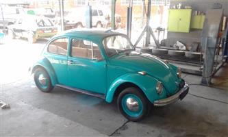 1972 VW Beetle BEETLE 1.4 TSI R LINE EXCLUSIVE DSG