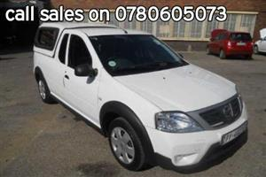 2010 Nissan NP200 1.6 16v SE