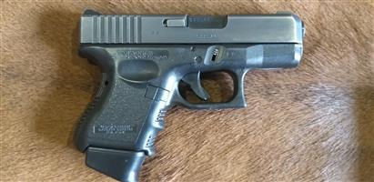 Glock 27 gen 3 sub compact