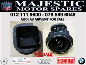 Audi A3 2014 air vent for sale
