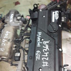 kia rio 1.4 G4EE engine for sale