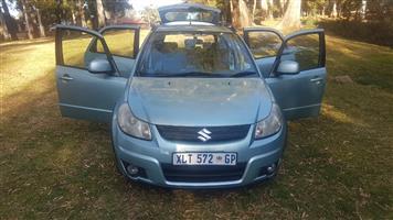 2008 Suzuki SX4 1.6 GL
