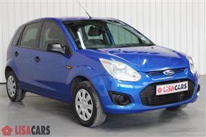 2012 Ford Figo hatch FIGO 1.5Ti VCT AMBIENTE (5DR)