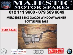 Mercedes benz GLA window washer bottle for sale