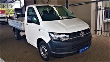 2016 VW Transporter single cab T6 2.0TDi 75KW LWB P/U S/C