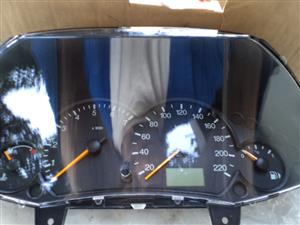 Ford Focus instrument cluster