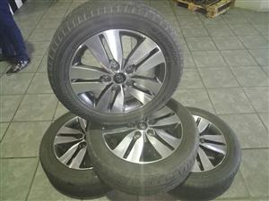 RIMS SET  FOR SALE