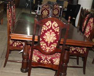 8 piece dining room suite S032288D #Rosettenvillepawnshop