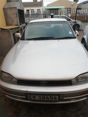 2001 Toyota Camry 2.4 GLi