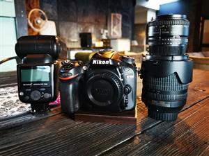 NIKON D7100 DSLR Camera + Extras