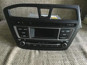 Hyundai I20 radio