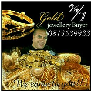 Need cash fast!! cash in your gold jewellery items for cash we come to you