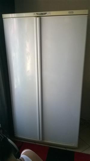 Double fridge Defy