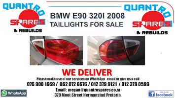 BMW E90 320i 2008 taillights for sale