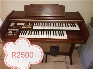 Wooden organ for sale