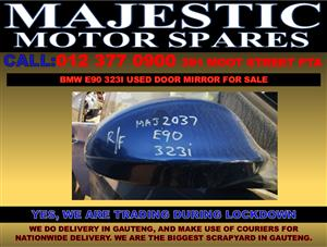Bmw 323i used door mirrors for sale