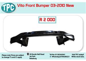 Mercedes Benz Vito Front Bumper Stiffner 03-2010 New for Sale at TPC