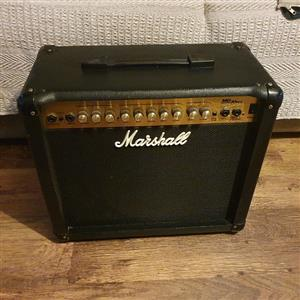 Ibanez GIO GRG170DX and Marshall amp for sale