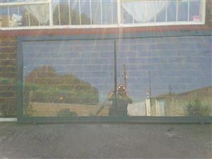 """""""Window Frame With Glass"""""""