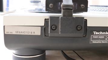 2x Technics SL 1200 MK II Perfect Working Condition