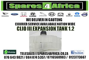 CLIO III EXPANSION TANK 1.2