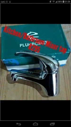Various Taps and shower mixers for sale