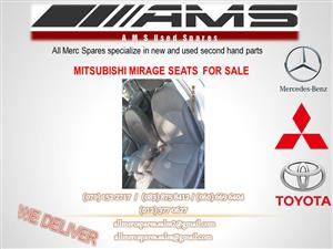 MITSUBISHI MIRAGE SEATS FOR SALE