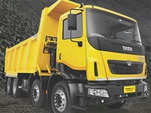 2019 Tata Prima 3338K 8x4 Tipper