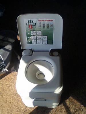 Portable loo brand new