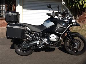 2012 BMW R 1200 GS ADV K51