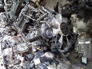 Hyundayi H100 Engine