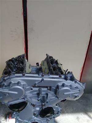 Nissan Navara 40L V6 VQ40 Crank