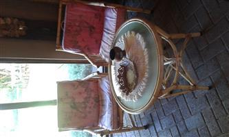 X 13 stuk Rottang meubels te koop