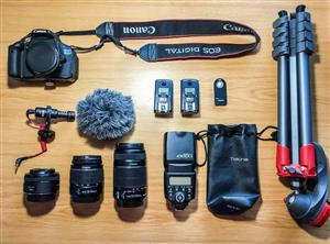 Canon EOS 600D BIG BUNDLE *Kick Start your Photography*