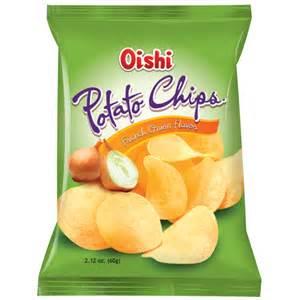 New potato crisps plant