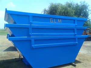 SKIP BIN AND TRAILER TOP MANUFACTURE AT AFFORDABLE PRICE